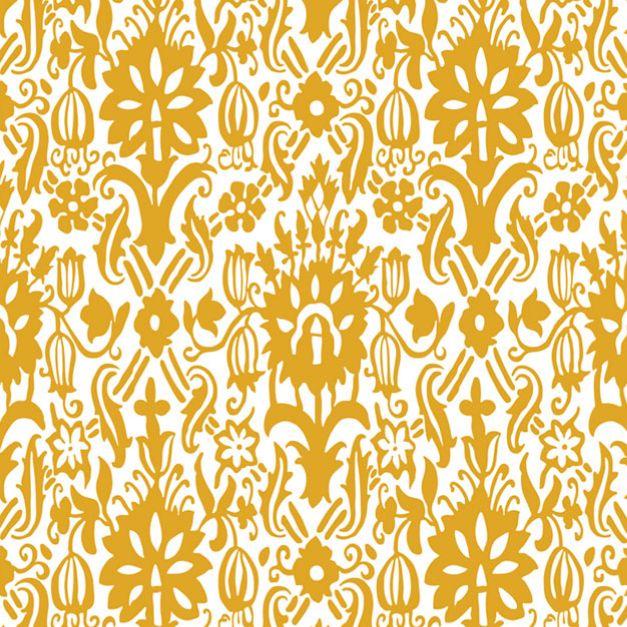 Damask Mustard