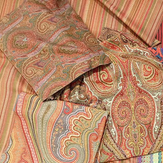 Etro Fabric Collection
