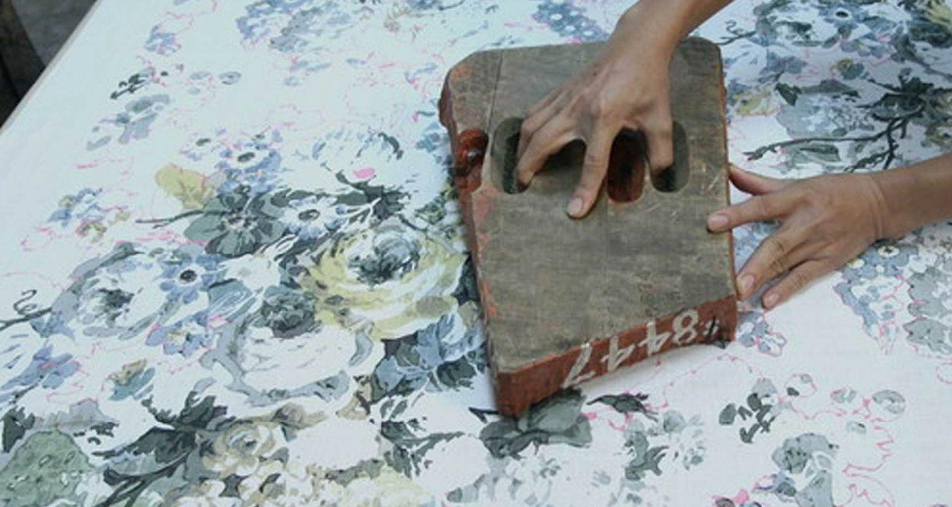 The making of Handblocks